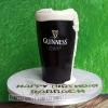 Darragh - Pint of Guinness Birthday Cake