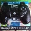Conor - PS3 Controller Birthday Cake