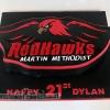 Dylan - Redhawks 21st Birthday Cake