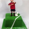 Sean - Everyone's Hero / Referee Cake