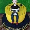 Conor - Roscommon GAA 40th Birthday Cake