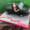 Aideen - Skoda Birthday Cake