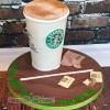 Stephanie - Chai Tea Latte Starbucks Cake