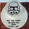 Sean - Stormtrooper Birthday Cake