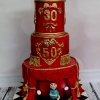 Alan - 50th birthday Cake