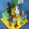 Joyce - Wizard of Oz Birthday Cake