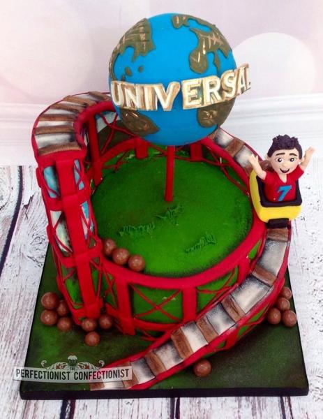 Birthday Cake At Universal Orlando