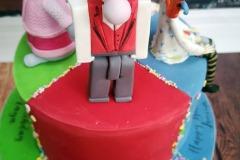 Arty - Roblox Birthday Cake