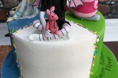 Sadie - Isadora Moon Birthday Cake