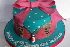 Jessica - LOL Surprise Doll Birthday Cake