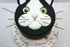 Holly - Kitten Birthday Cake