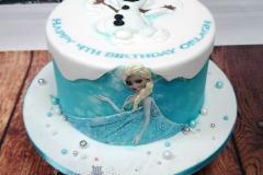 Orlagh - Frozen Birthday Cake
