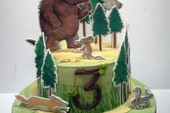 Rebecca - Gruffalo Birthday Cake