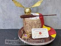 Amelia - Harry Potter Birthday Cake