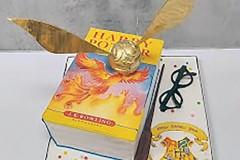 Bram - Harry Potter & the Order of the Phoenix Birthday Cake