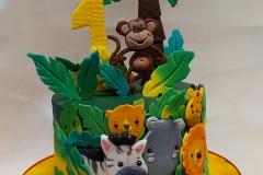 Sean - Cheeky Monkey Birthday Cake
