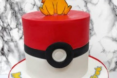 Frank - Pokemon Birthday Cake