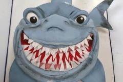 Cillian - Shark Birthday Cake