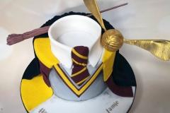 Jamie - Harry Potter Birthday Cake