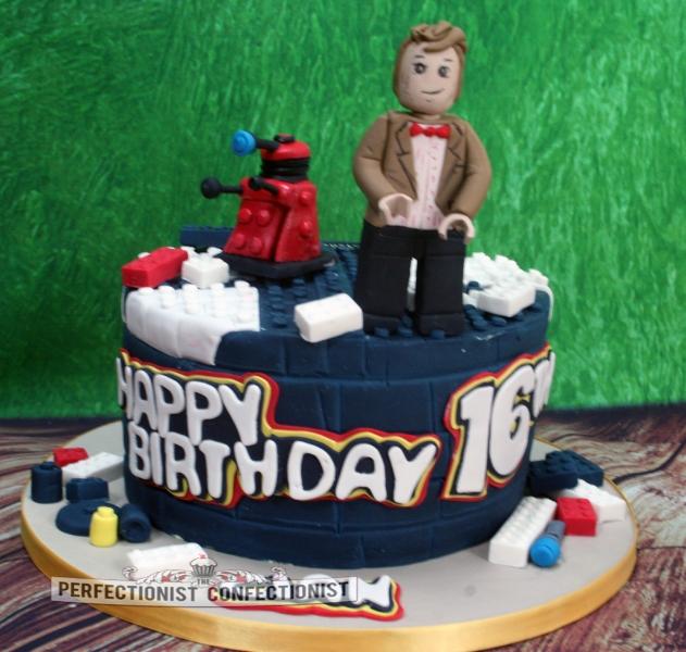 Lego Birthday Cake Dublin