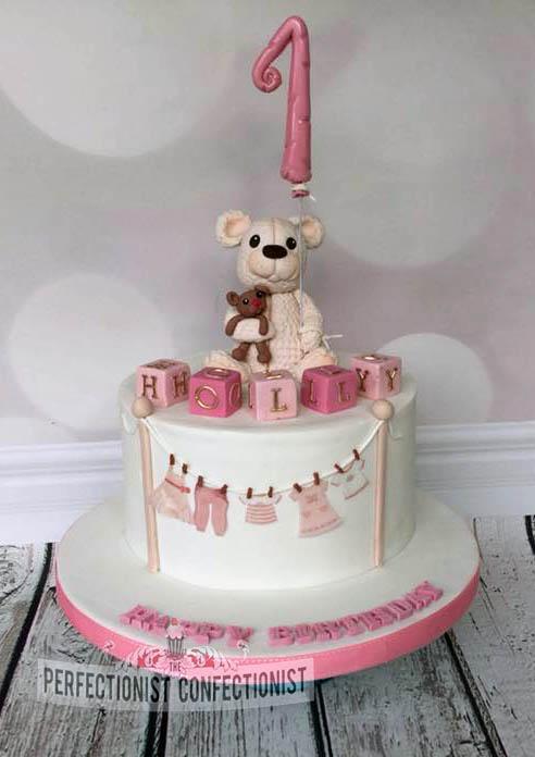 St Birthday Turtle Cake