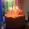 Alannah - Ruffle Birthday Cake