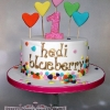 Hedi - First Birthday Cake