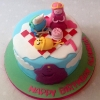 Allannah.  Adventure Time Birthday Cake