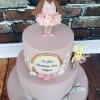 Philippa - Ballerina Bear Cake