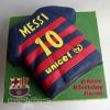Aaron - Barcelona Jersey Birthday Cake