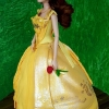 Belle - Beauty and the beast cake