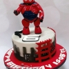 Isobel - Big Hero 6 birthday cake