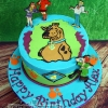 Alex - Scooby Doo Birthday Cake