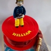 William - Fireman Sam Birthday Cake