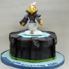 Free Ranger / Skylanders Birthday Cake