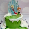 Frozen Birthday Cake for Freya