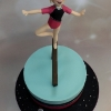 Sally - Gymnastic Birthday Cake
