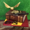 Siofra - Harry Potter Birthday Cake