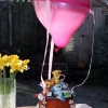 Alice - Hot Air Balloon Birthday Cake