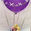 Natalia - Hot Air Balloon Birthday Cake