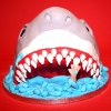 SHARK!!!!!!!!!!!!!!! Birthday Cake