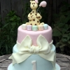 Dilan - Giraffe Birthday Cake
