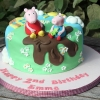 Peppa Pig - Birthday Cake