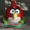 Angry Bird - Birthday Cake