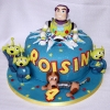 Buzz Lightyear / Toy story Birthday Cake  Birthday Cake