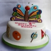 The Very Hungry Butterfly - Birthday Cake