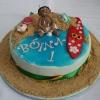 Boinn - Seaside Birthday Cake
