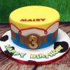Maisy - Jessie Birthday Cake