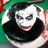 Oscar - The Joker Birthday Cake