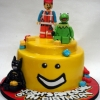 Awesome Josh - Lego Birthday Cake